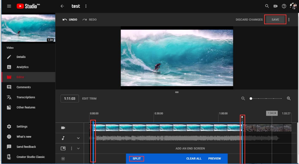How To Edit Videos With Youtube Video Editor 3 Tips Video Editing Youtube Videos Video Editor