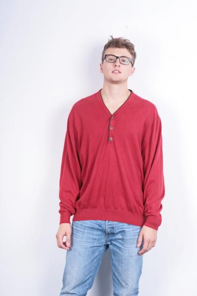 united kingdom fashion half price Pierre Cardin Mens 3XL Jumper Sweater Cotton Cashmere Paris ...
