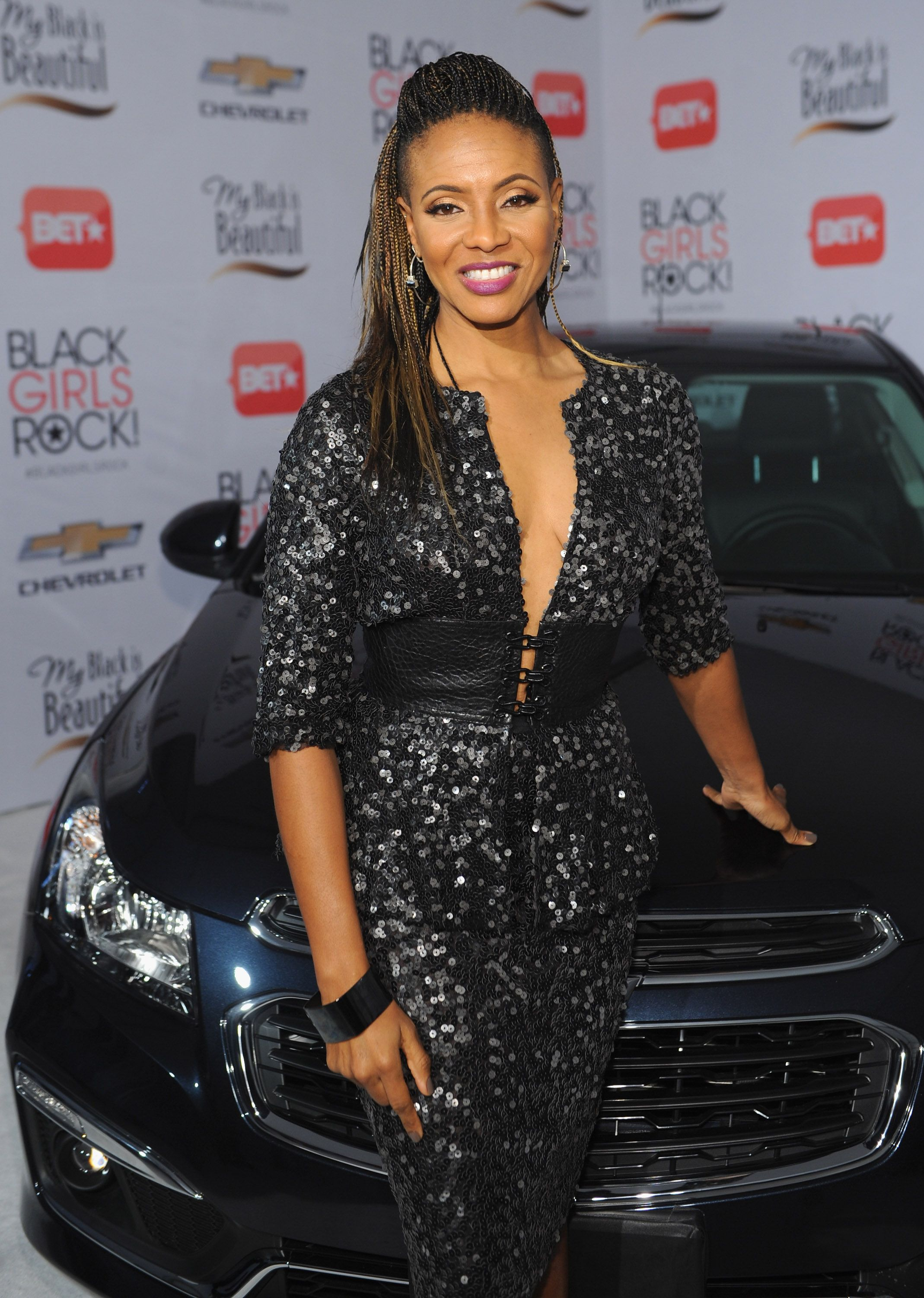 MC Lyte Pictures - Arrivals at the BET Awards - Zimbio