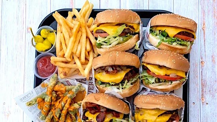 Habit burger a californiabased fastfood chain is