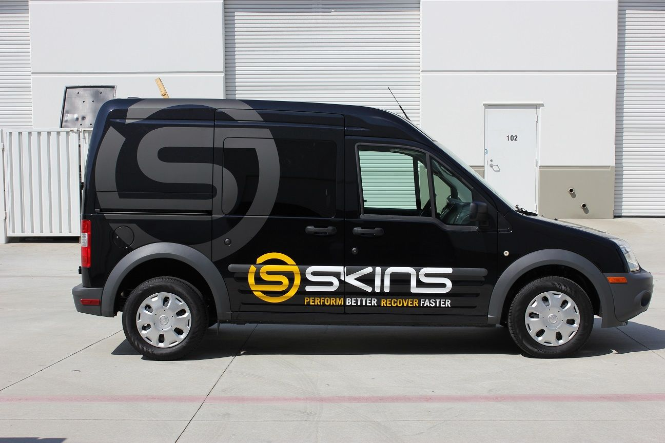 Custom Vehicle Graphics Project For SKINS Of North America - Auto graphics for car