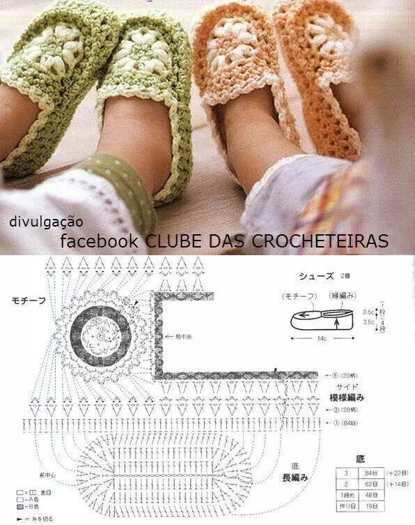 Pin de Elif Duman en Tığ işleri | Pinterest | Zapatos, Zapatos ...