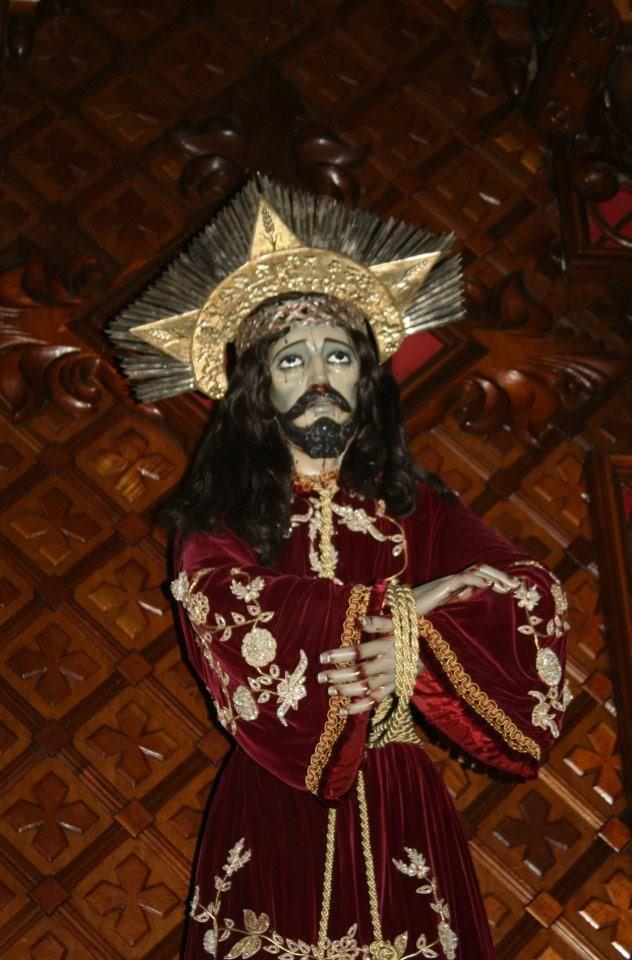 Nazareno, Convento Padres Capuchinos, Cartago, Costa Rica