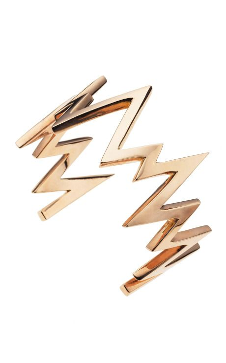 LOVE this Jennifer Fisher cuff (similar one seen on @manrepeller)