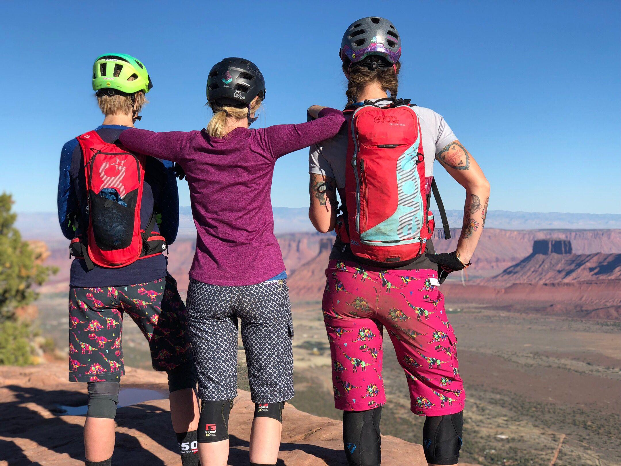 Shredly Mtb Shorts Mtb Women Womens Outdoor Clothing Mtb Shorts