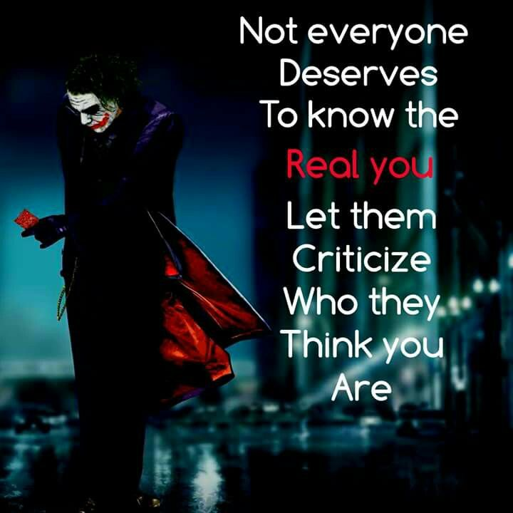 Megamind Quote Wallpaper Only One Person Knows Me Joker Joker Quotes Quotes