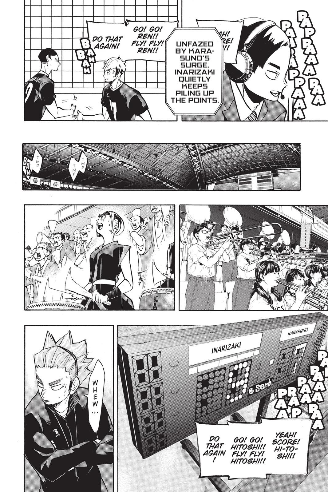 Haikyuu Chapter 253 Read Haikyuu Manga Online Haikyuu Haikyuu Anime Chapter Although short tall, he becomes motivated. haikyuu chapter 253 read haikyuu
