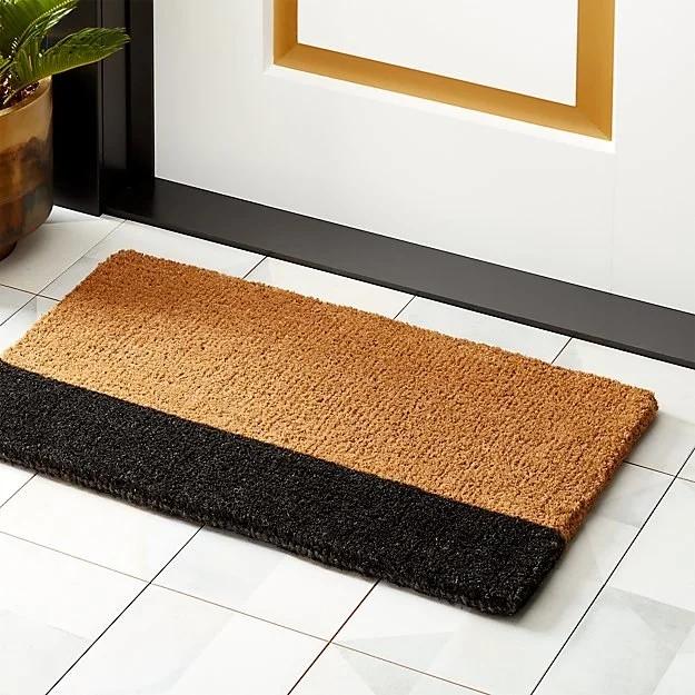 30 Doormats That Will Wow Visitors Modern Doormats Door Mat Outdoor Door Mat