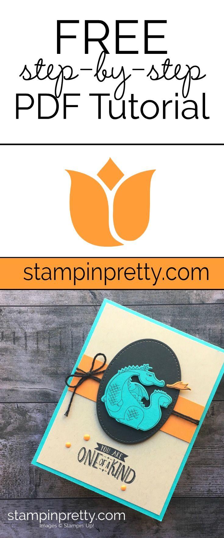 free stepbystep pdf tutorialmary fish showing how to