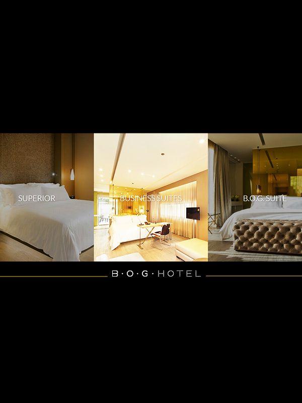 El fin de semana se viste de lujo en B.O.G. Hotel