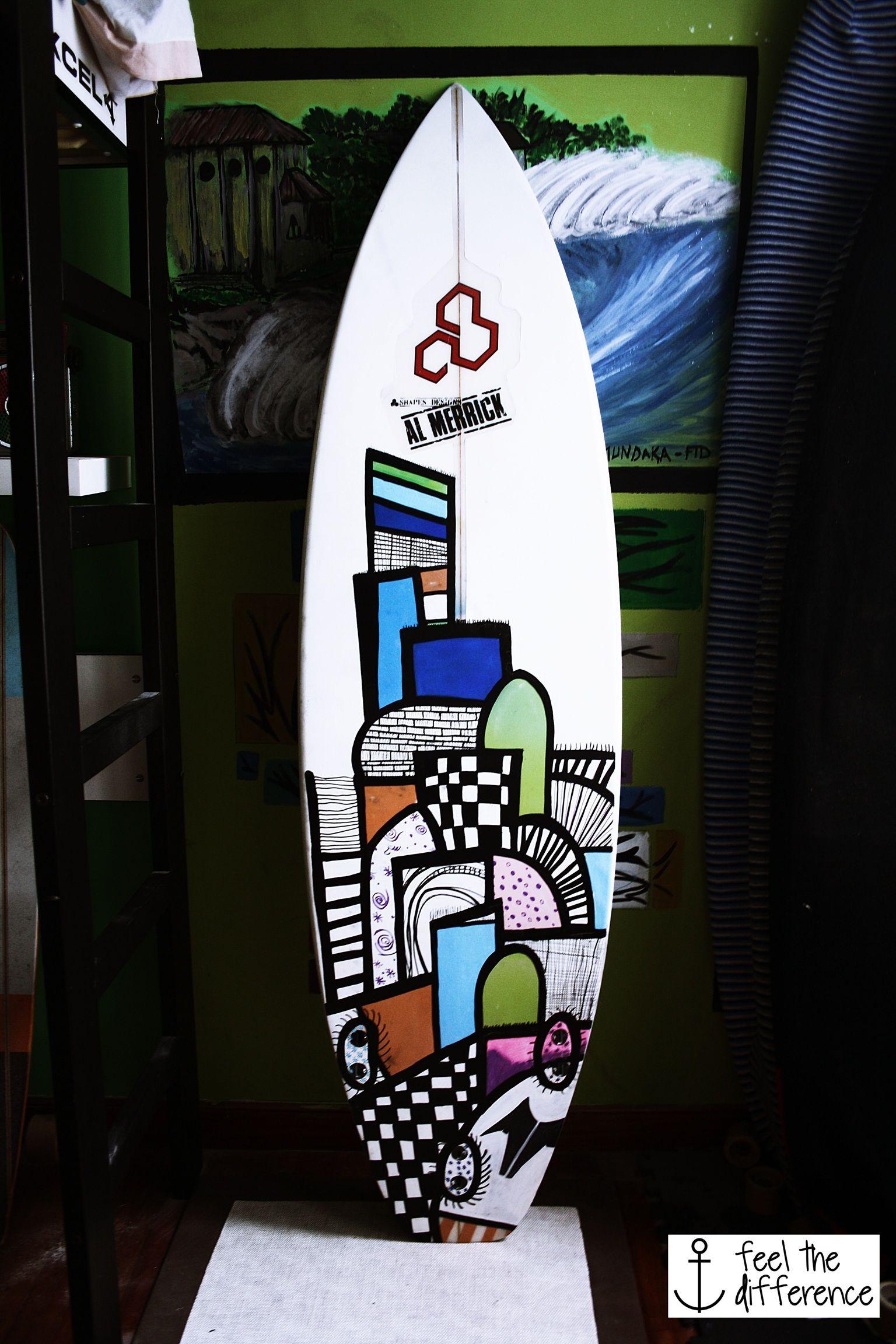 Surfboard Style Julian Wilson
