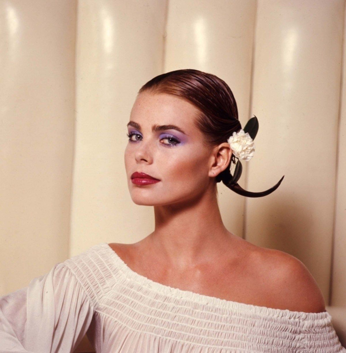 1970s Supermodel Margaux Hemingway In (With Images