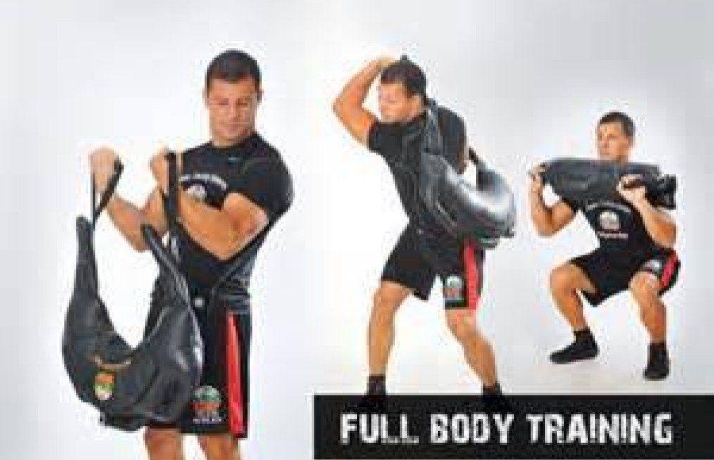 Sandbag Bulgarian Body Power Bag Muscle Strength Training Fat Reduce Equipment