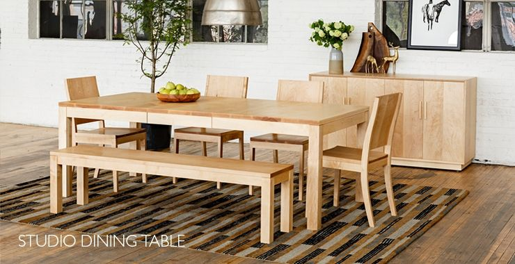 Studio Extension Dining Table