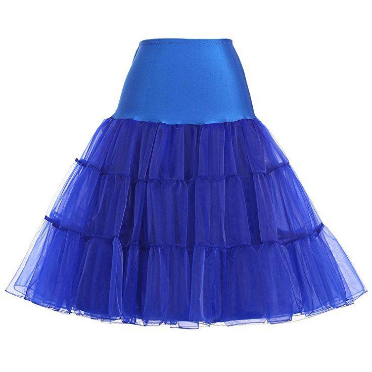 Paul Jones®Dress Grace Karin Women 50s Petticoat Skirts Tutu Crinoline  Underskirt. f395ce1bbeb3