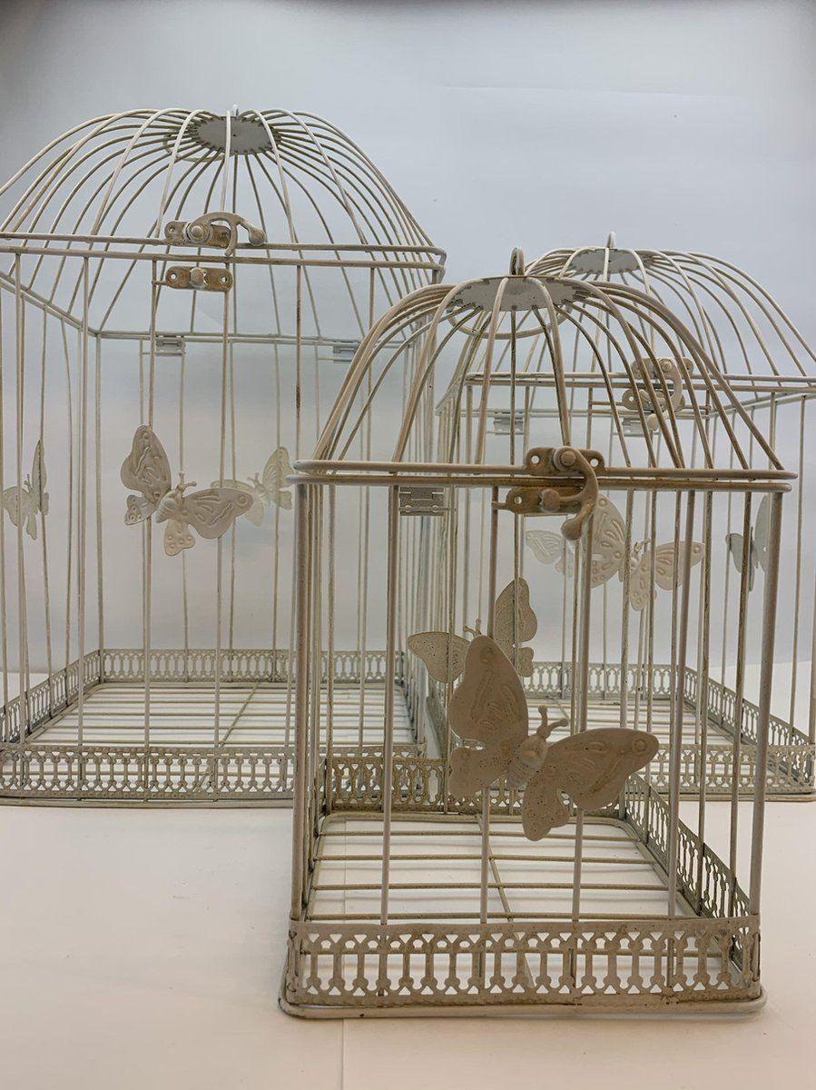 Vogelkooi Decoratie