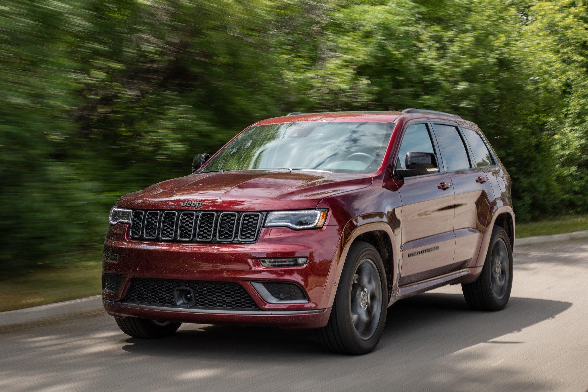 2021 Grand Cherokee Performance Grand Cherokee Overland Jeep Grand Cherokee Srt New Jeep Grand Cherokee