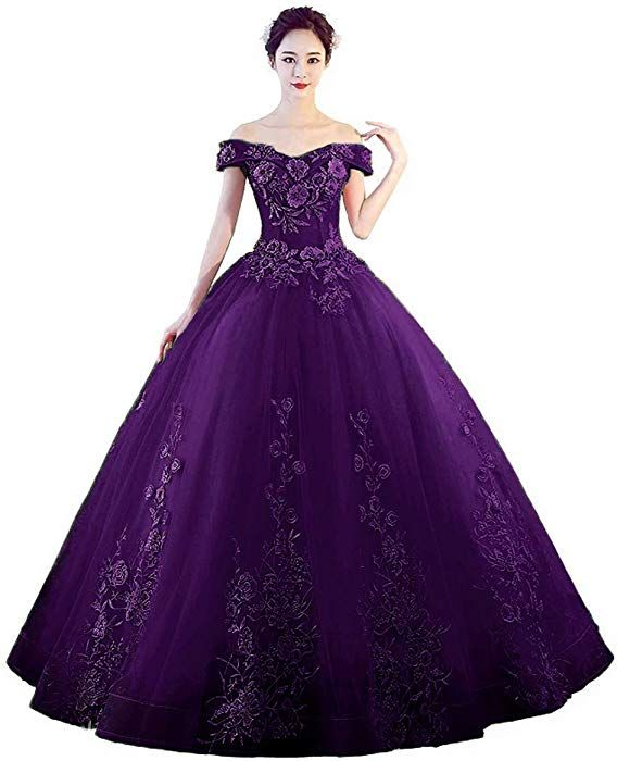 f6d15b55611 LEJY Women s Off The Shoulder Quinceanera Dresses Applique Masquerade Ball  Gowns Prom Dresses Coral A 2 at Amazon Women s Clothing store