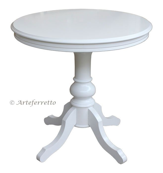 Kleiner Runder Tisch Fur Einfache Bedienung Und Kraftvolle