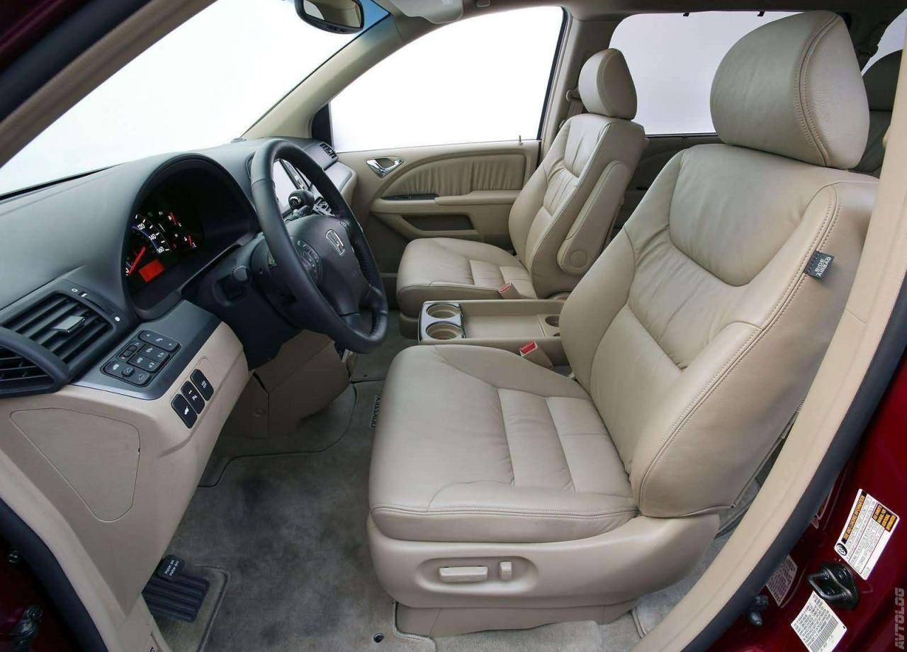 Kekurangan Honda Odyssey 2005 Review