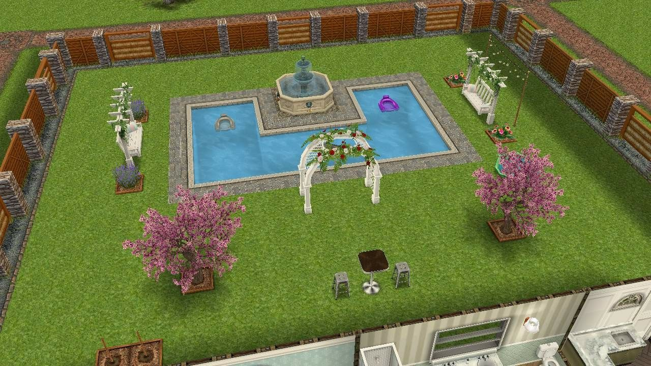 How To Get A Pool In The Sims Freeplay