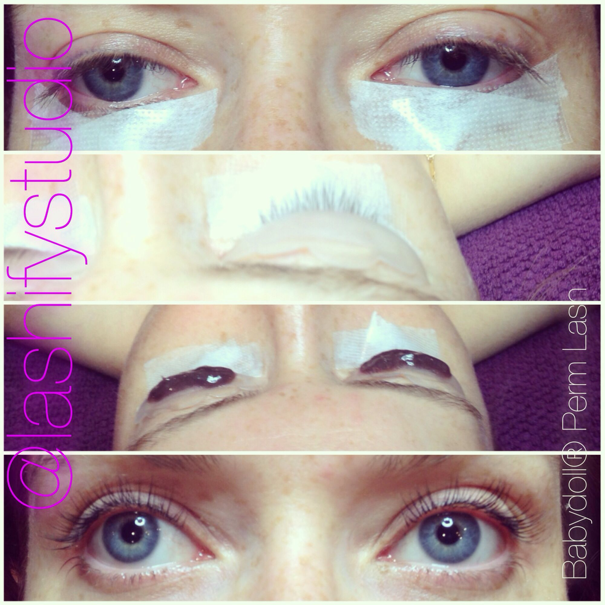 Babydoll lashes lashify studio check out the before and