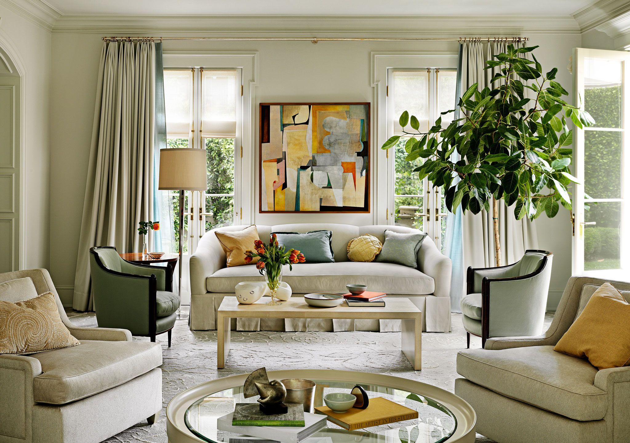 "Interior Designers Beverly Hills Barbara Barry Understated Simplicity""barbara Karpf Of"