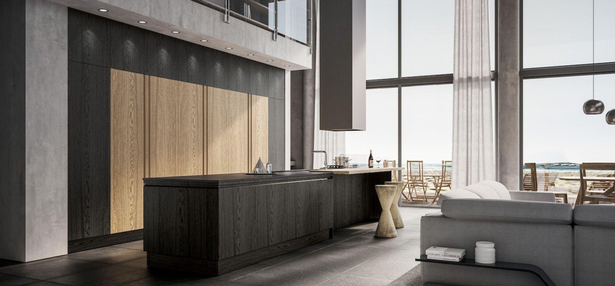 Canova • Cucine moderne by Berloni | kitchen | Modern ...