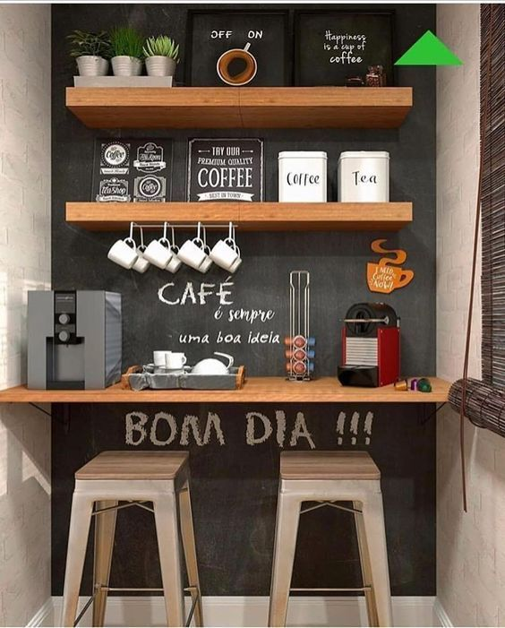 45+ Awesome Home Coffee Stations Ideas | momooze
