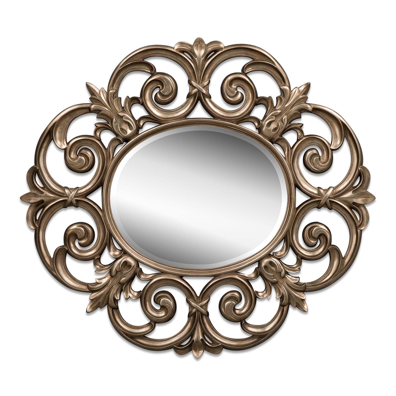 Beatty Mirror | American Signature Furniture