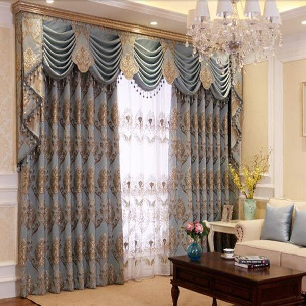 Fancy-design-Turkish-curtains-new-model.jpg (600600 ...