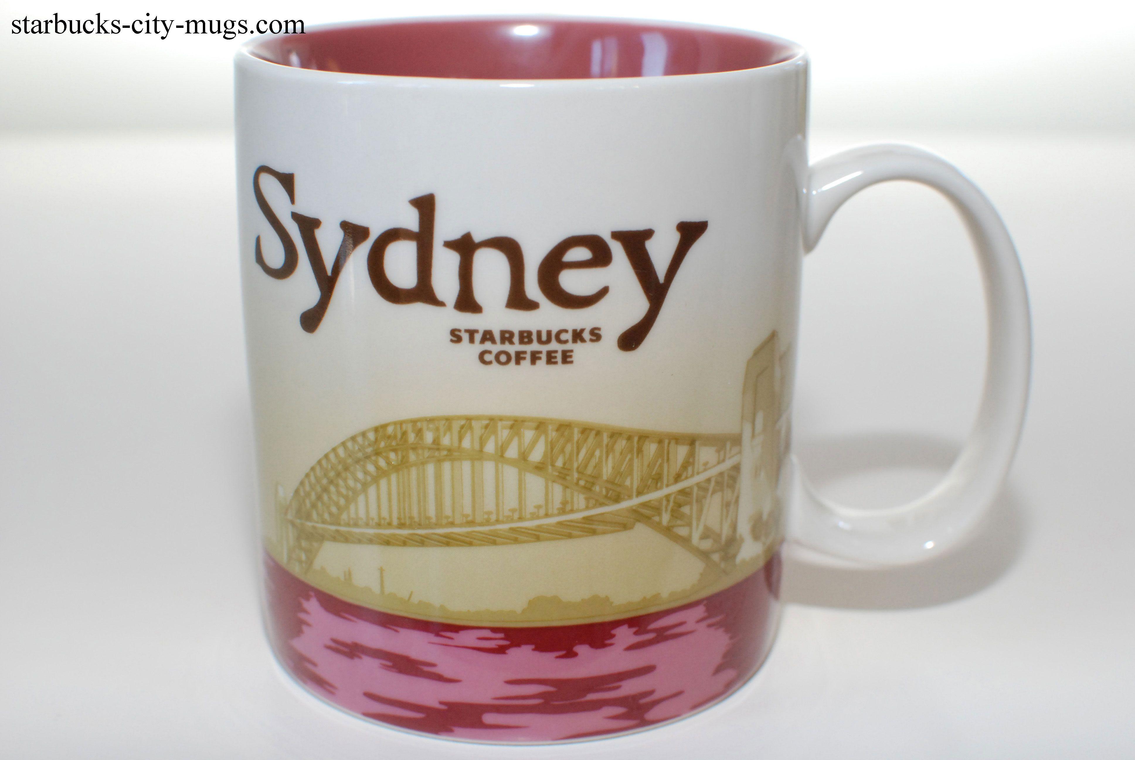 Starbucks Mug Sydney | Best Mugs Design