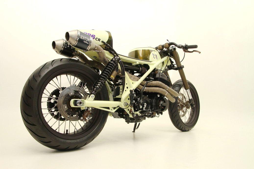 1975/2011 AFT Customs Honda CB750 Sentoh
