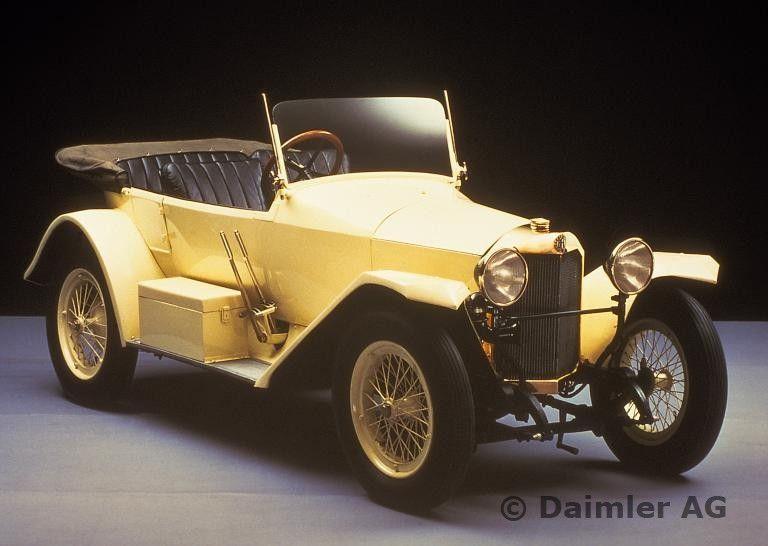 Benz 6/18 1918