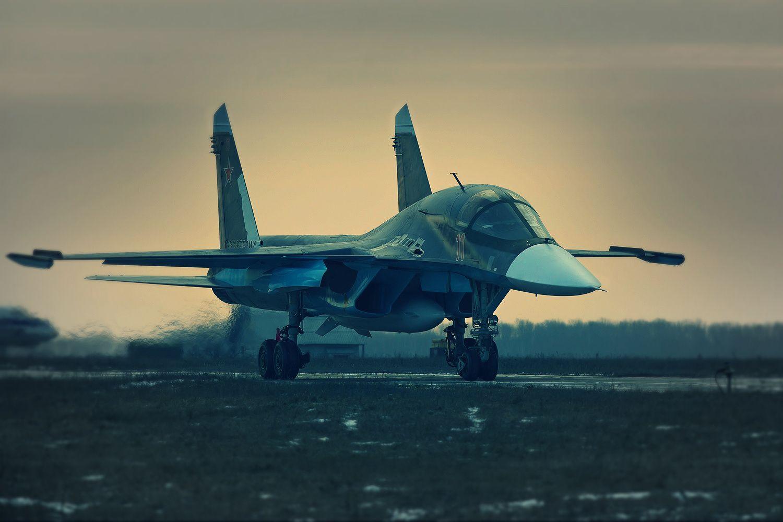 Su 34 Wallpaper Sukhoi Jet Russia Plane Sucho Full Hd Aircraft High Resolution