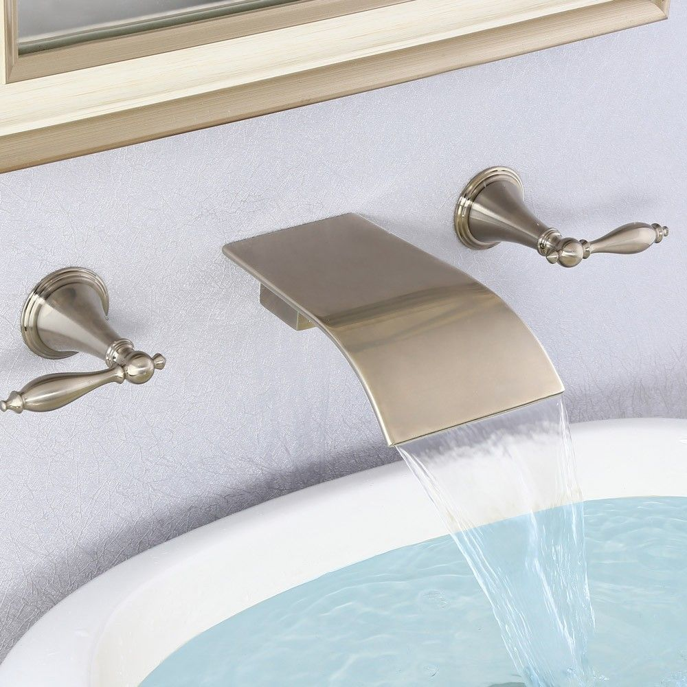 Milly Waterfall Faucets Were Designed To Bring A Modern And Fun
