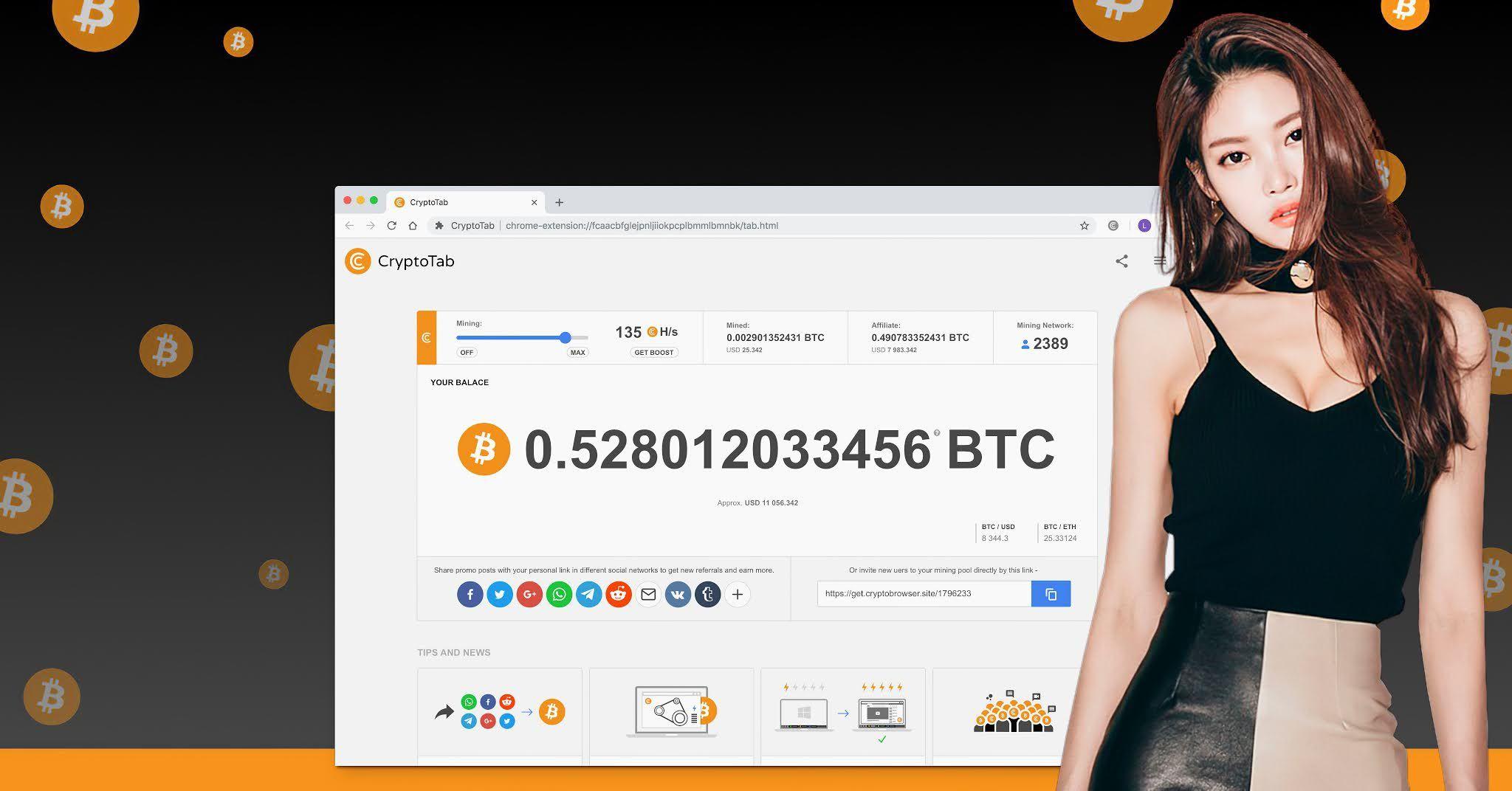 Cryptotab browser pro hack via termux auto mining