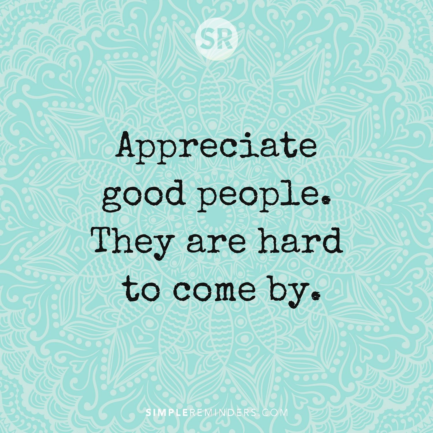 Quotes About Good People