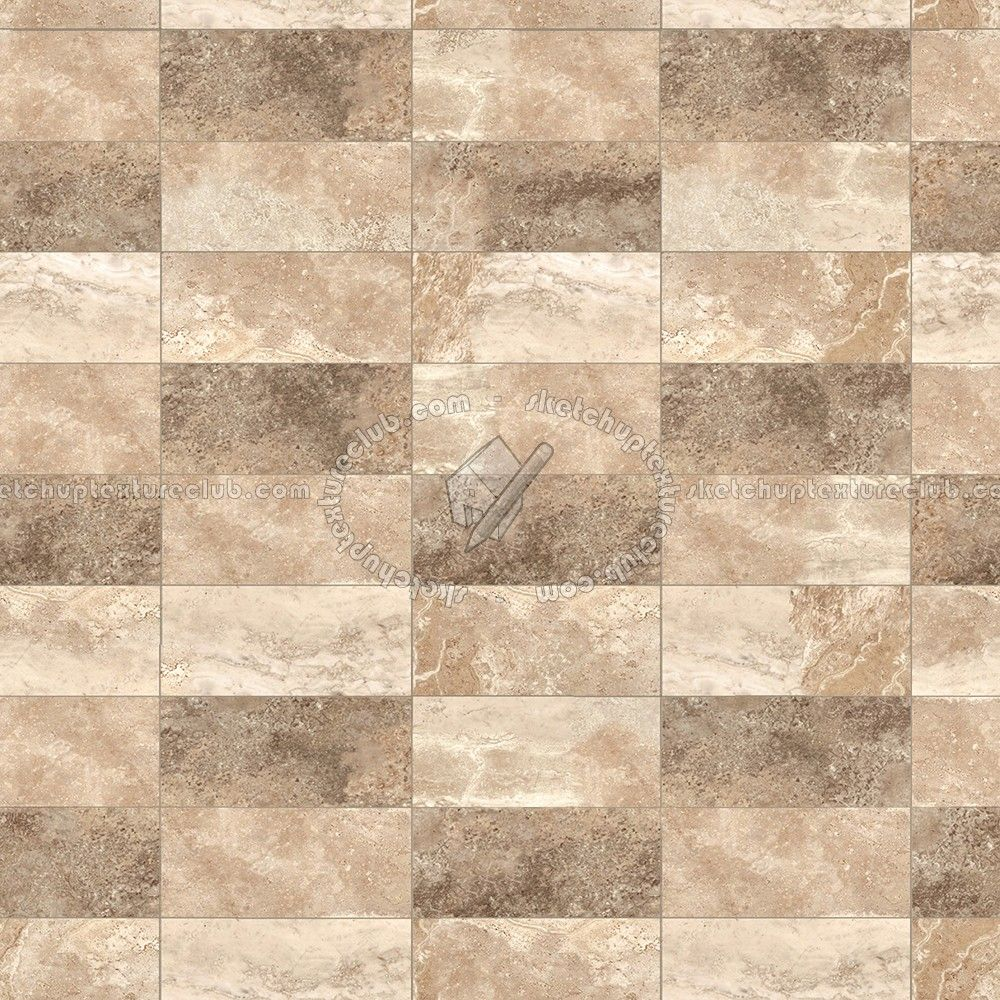 Texture seamless Travertine floor tile texture seamless