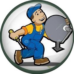 وبسبب الوظائف ذات المهارات العالية فإن إصلاح ستلايت الصناعية في الكويت لا يقوم به سوى عدد قليل من الفنيين وكونها وظيفة متخصصة فإن Vault Boy Character Smurfs