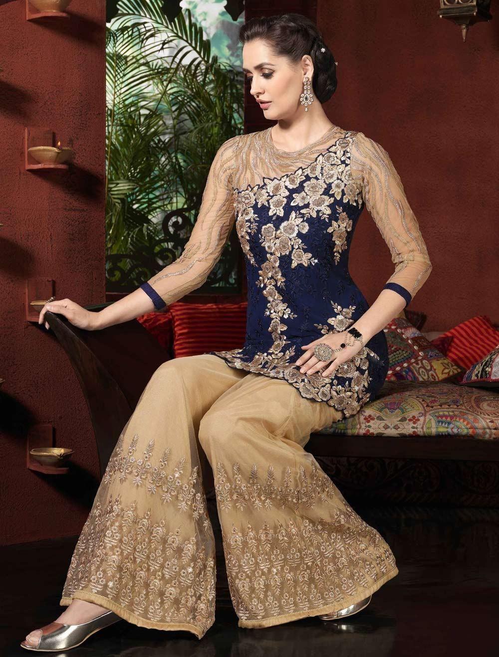 Churidar Shalwar Outfits – 18 Ways to Wear Chori Dar Shalwar