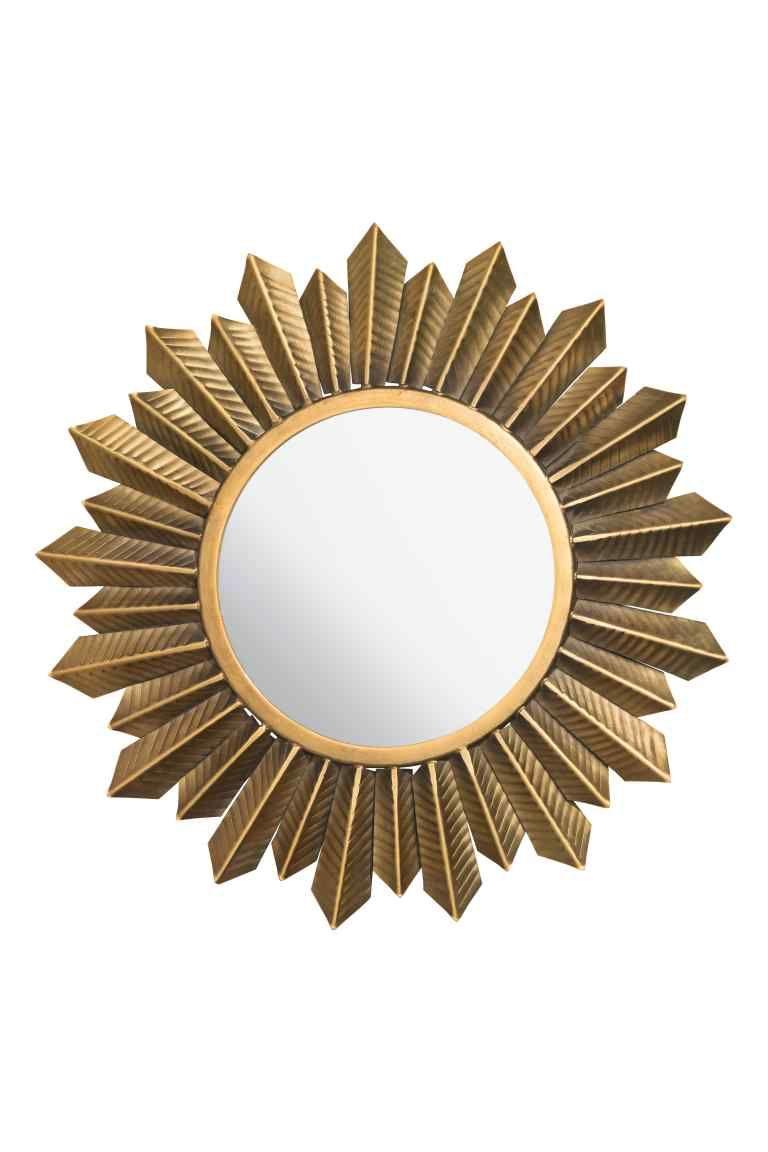 Espejo redondo | Pinterest | Marcos de metal, Espejos redondos y ...