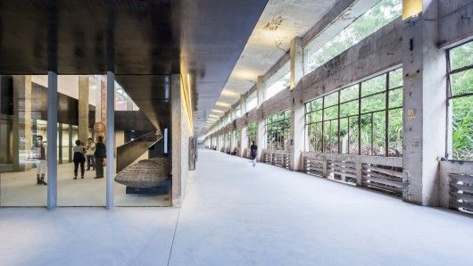 MJH Gallery of iD Town / O-office Architects | ArchDaily