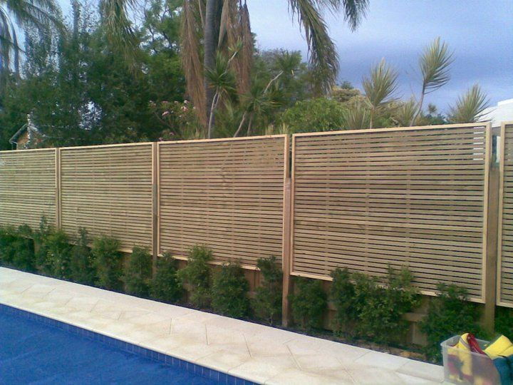Different Types Of Fencing Staket