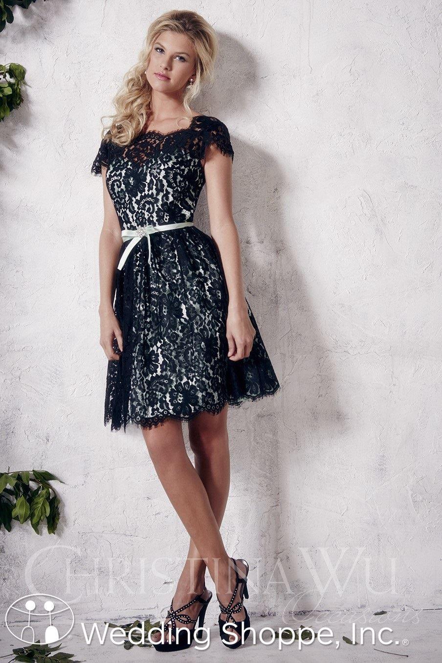 Christina wu wedding dresses  Christina Wu Bridesmaid Dress   Pinterest  Christina wu and