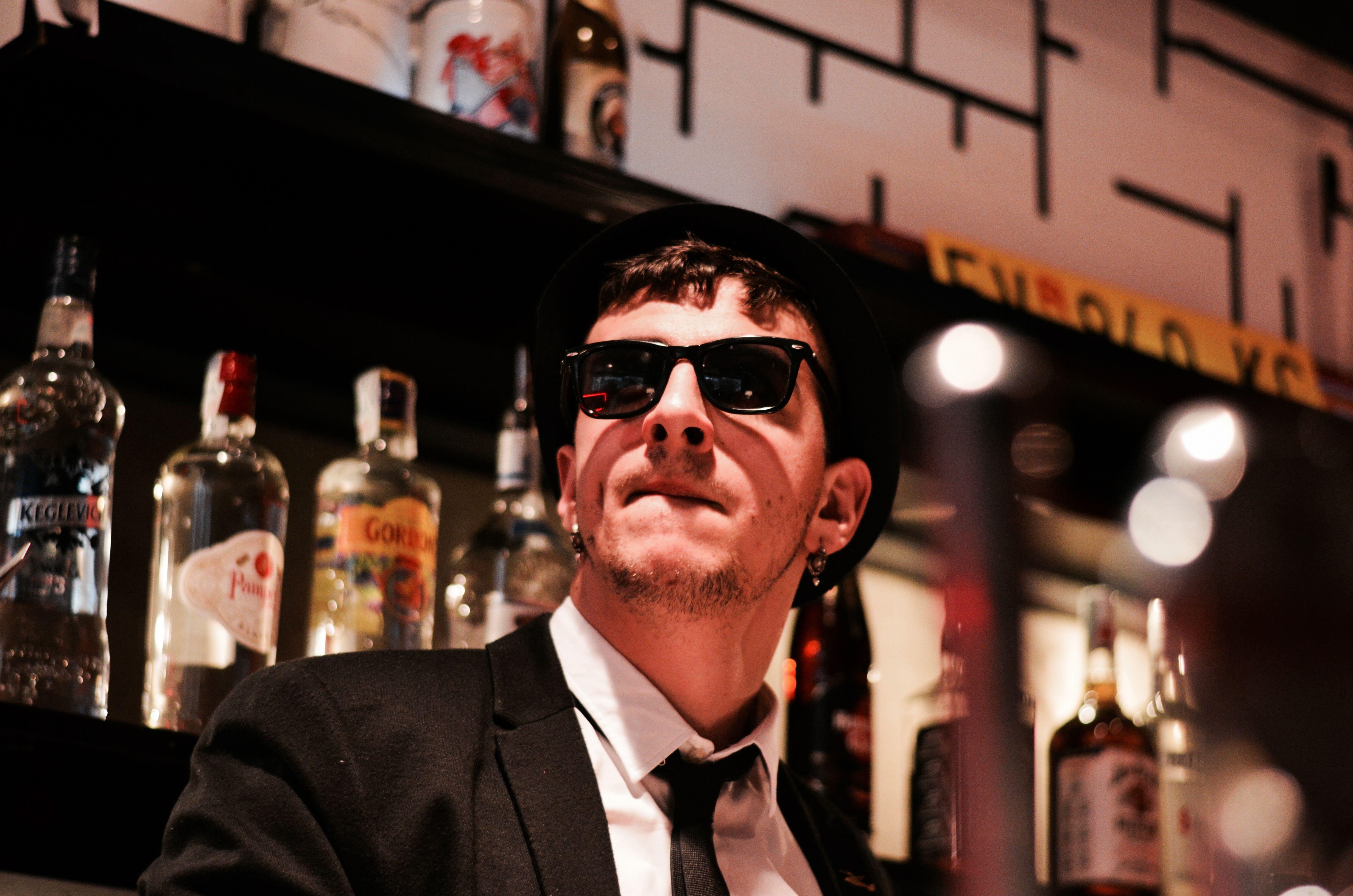 04/03 Ciak n' Roll - Cinematic Rock, Carnival Party al Bloom di Mezzago - Monza Brianza. Con Fusillo Eventi: Point Break VDJ. Fotografie di Chiara Arrigoni.  #Bloom #Mezzago #Monza #Brianza #live #music #livemusic #concerto #bar #barman