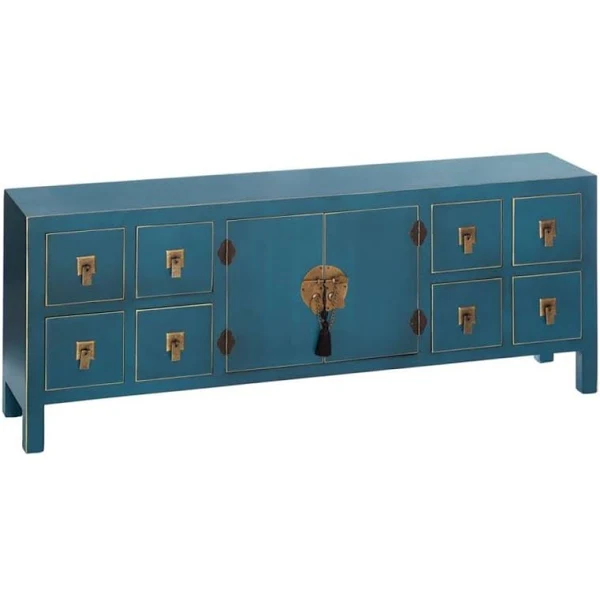 Dos De Canape Bleu Meuble Chinois Pekin L 130 X L 24 X H 51 Google Shopping In 2020 Interior Furniture Furniture Home Decor