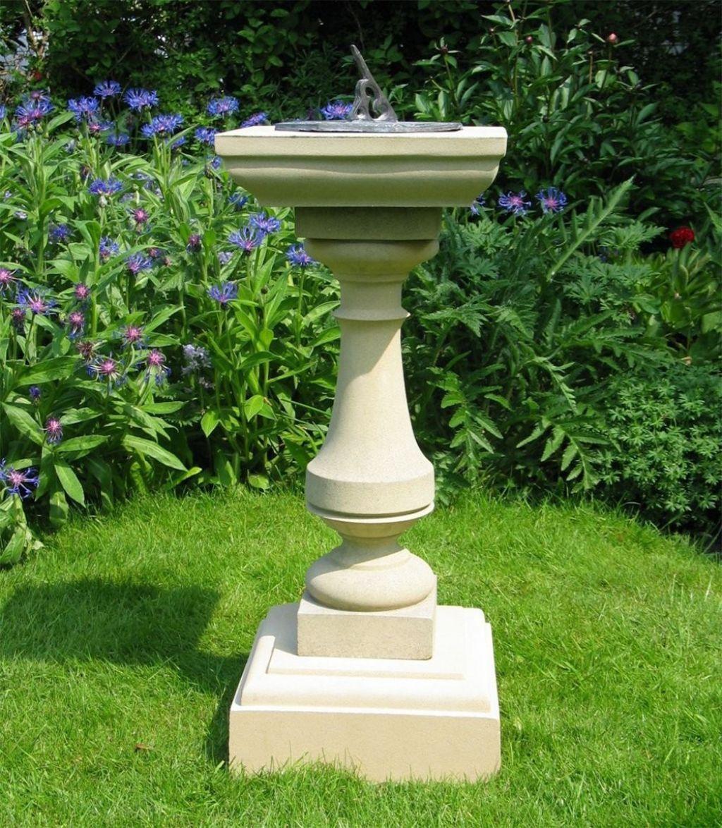 Timeless And Decorative Garden Sundials
