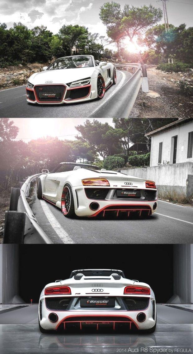2014 Audi R8 V10 by REGULA tuning