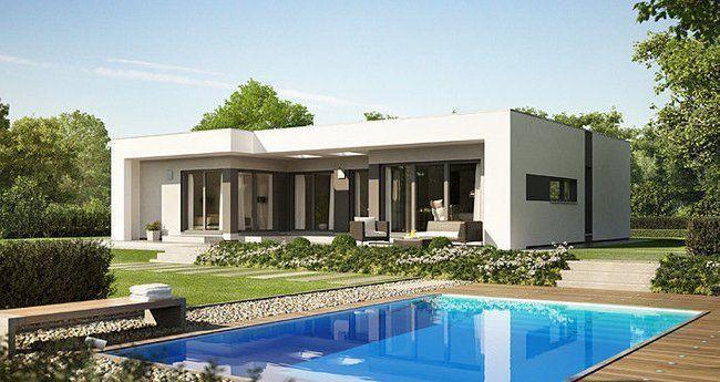 Resultado de imagen para casas minimalistas de una sola ...